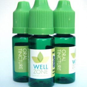well zone CBD oral tincture