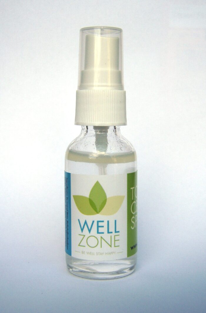 well zone topical CBD spray High Res